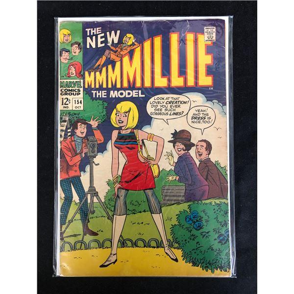 The New MILLIE The MODEL #154 (MARVEL COMICS)