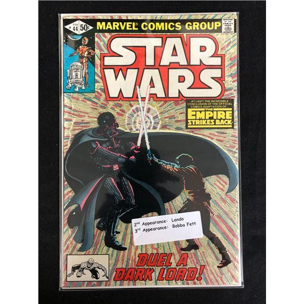 STAR WARS #44 (MARVEL COMICS)