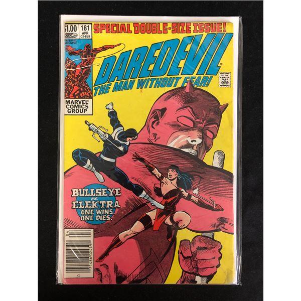 DAREDEVIL #181 (MARVEL COMICS)