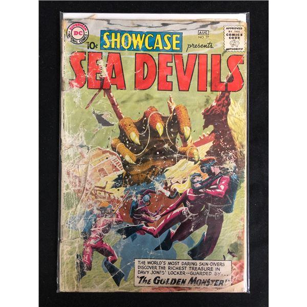 SEA DEVILS #27 (DC COMICS)