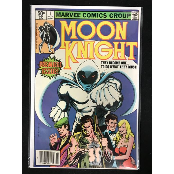 MOON KNIGHT #1 (MARVEL COMICS)