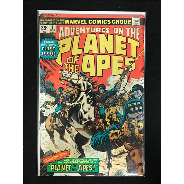 PLANET OF THE APES #1 (MARVEL COMICS)