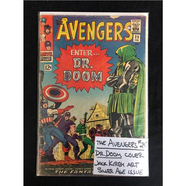 THE AVENGERS #25 (MARVEL COMICS)