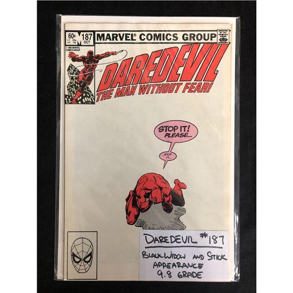 DAREDEVIL #187 (MARVEL COMICS)