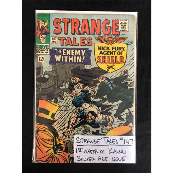STRANGE TALES #147 (MARVEL COMICS)