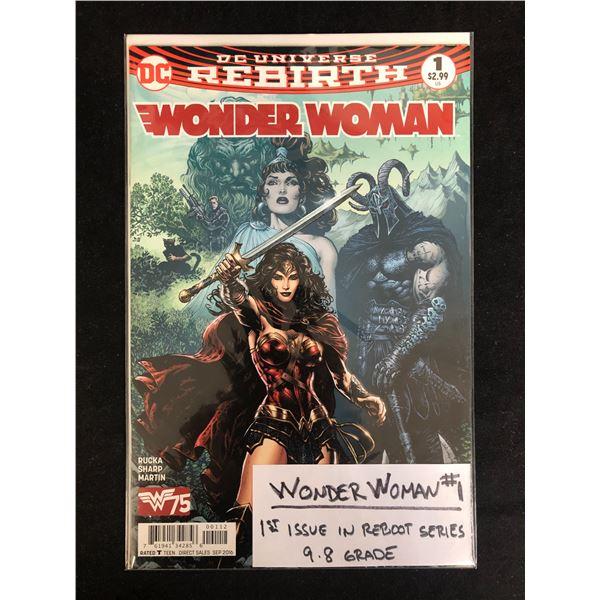 WONDER WOMAN #1 (DC COMICS)