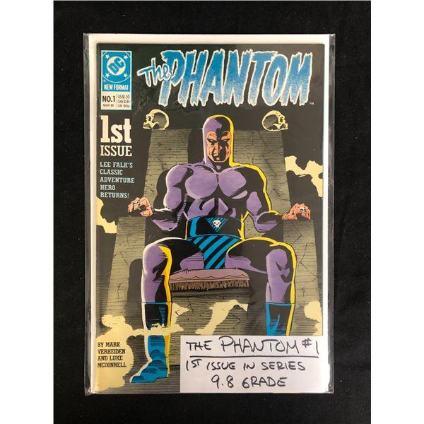 The PHANTOM #1 (DC COMICS)