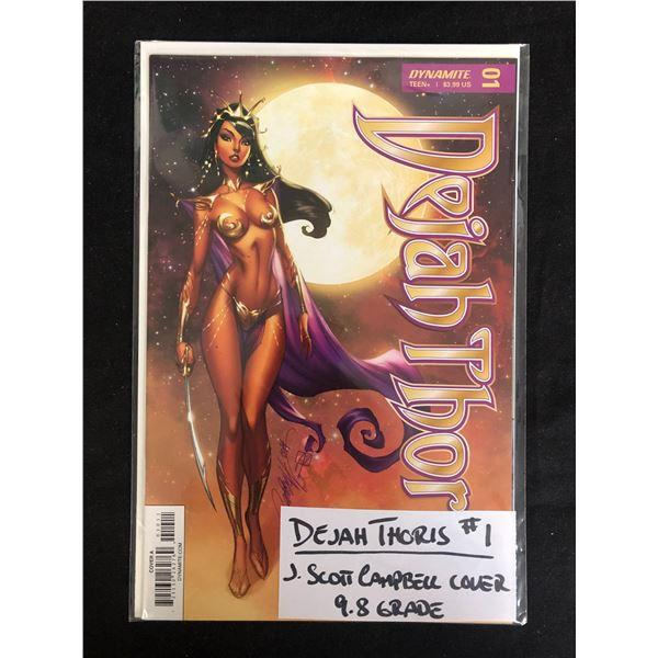 DEJAH THORIS #01 (DYNAMITE COMICS)