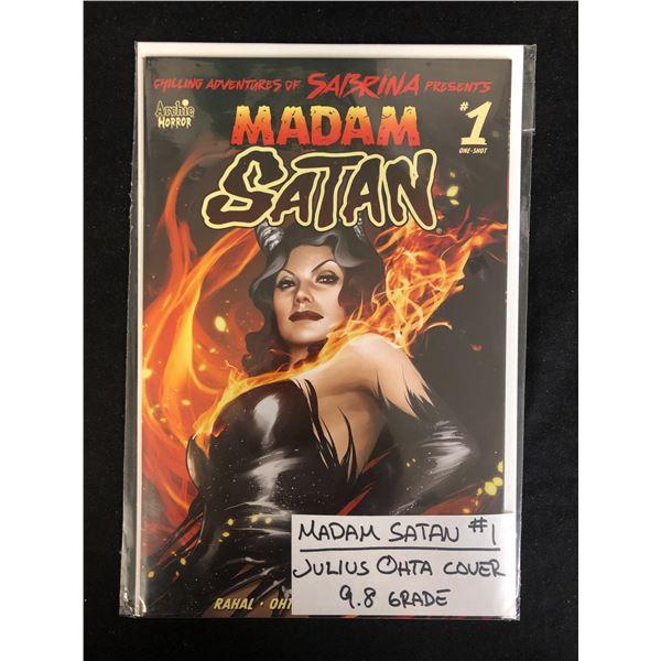 MADAM STAN #1 (ARCHIE HORROR)