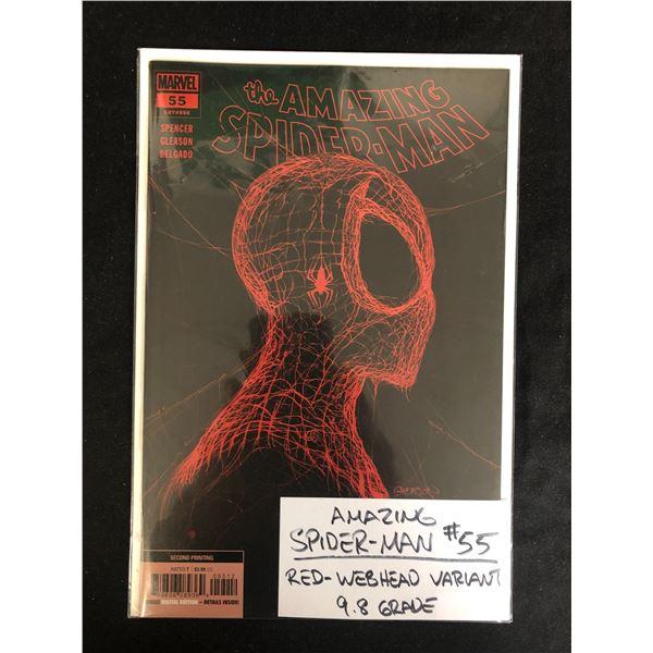 The AMAZING SPIDER-MAN #55 (MARVEL COMICS)