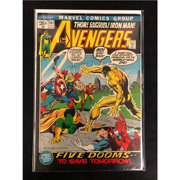 THE AVENGERS #101 (MARVEL COMICS)