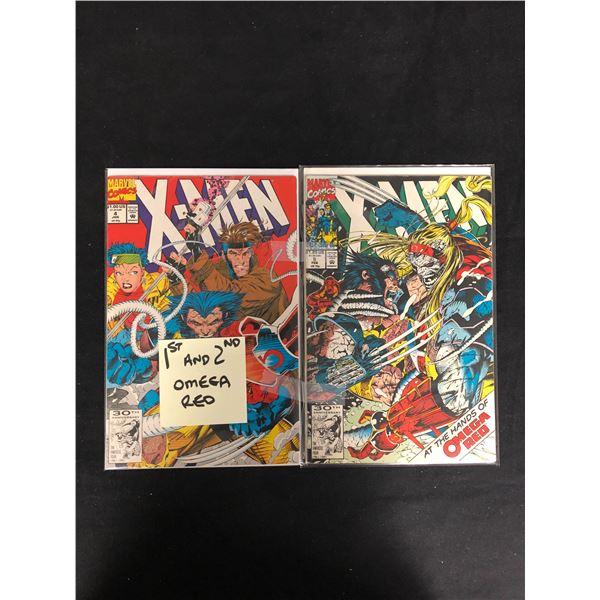 X-MEN #4-5 (MARVEL COMICS)