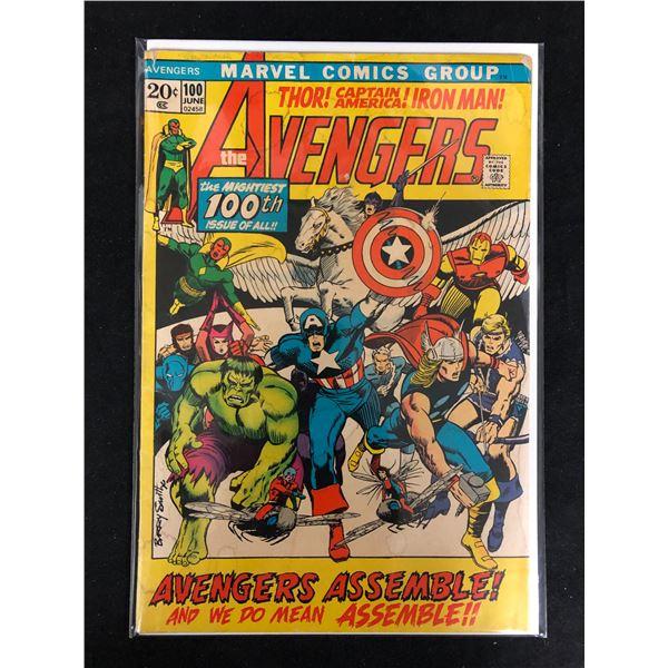 THE AVENGERS #100 (MARVEL COMICS)