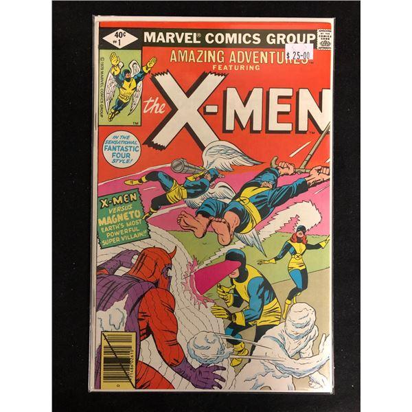 Amazing Adventures featuring The X-MEN #1 (MARVEL COMICS)