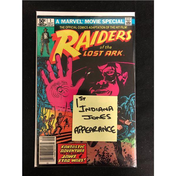 RAIDERS OF THE LOST ARK #1 (MARVEL COMICS)