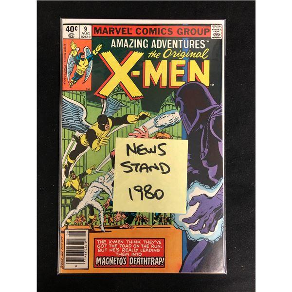 The Original X-MEN #9 (MARVEL COMICS) 1980