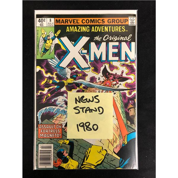 The Original X-MEN #8 (MARVEL COMICS) 1980