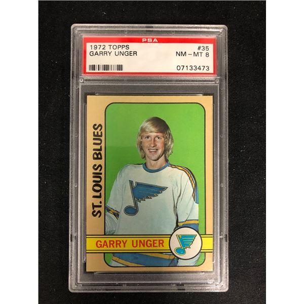 1972 TOPPS #35 GARRY UNGER (NM-MT 8)