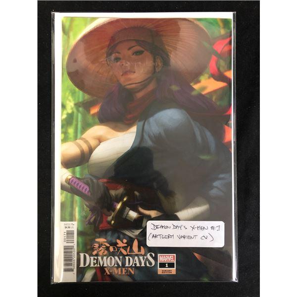 DEMON DAYS X-MEN #1 (MARVEL VARIANT)