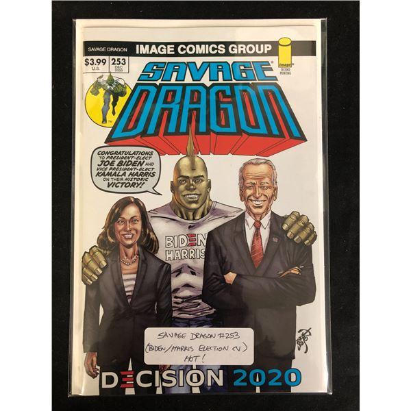 SAVAGE DRAGON #253 (IMAGE COMICS)