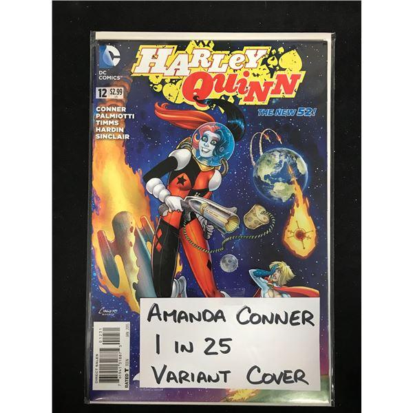 HARLEY QUINN #12 (DC COMICS)