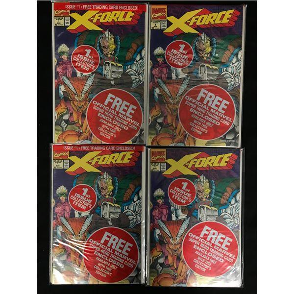 X-FORCE #1 (MARVEL COMICS) X4