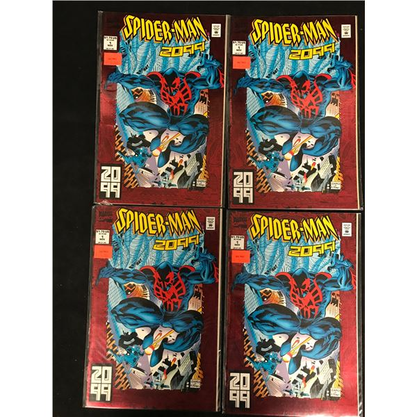SPIDER-MAN 2099 #1 (MARVEL COMICS) X4