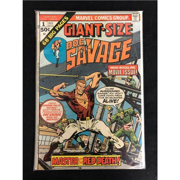 GIANT-SIZE! DOC SAVAGE #1 (MARVEL COMICS)