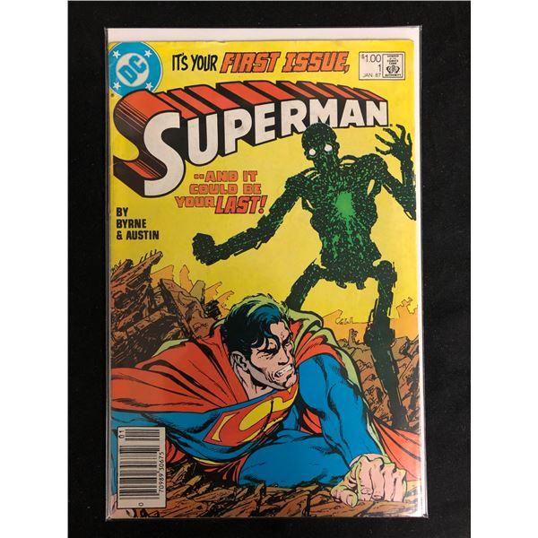 SUPERMAN #1 (DC COMICS)