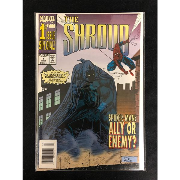 THE SHROUD #1 (MARVEL COMICS)