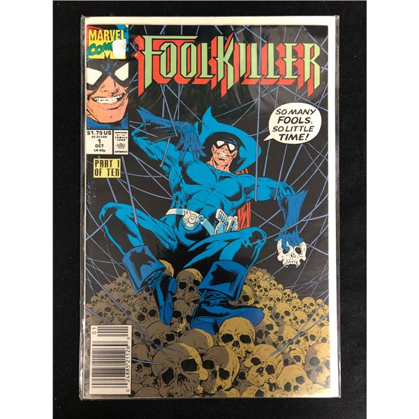 FOOL KILLER #1 (MARVEL COMICS)