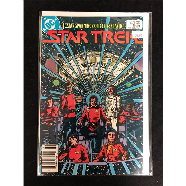 STAR TREK #1 (DC COMICS)