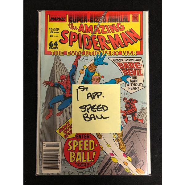 The Amazing SPIDER-MAN #22 (MARVEL COMICS)