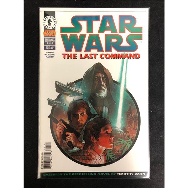 STAR WARS The Last Command 1 of 6 (DARK HORSE COMICS)