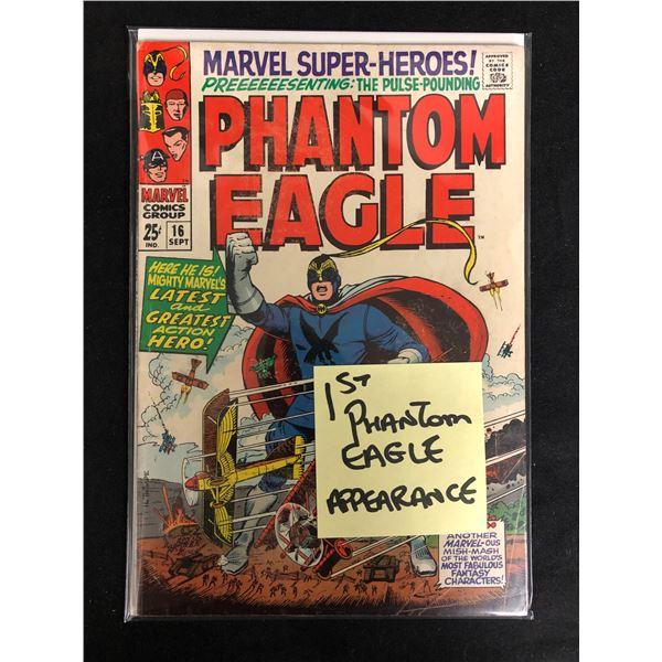 PHANTOM EAGLE #16 (MARVEL COMICS)