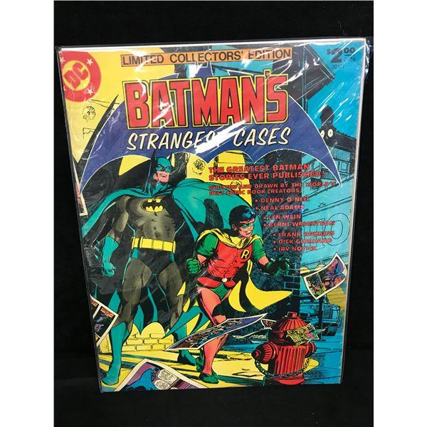BATMAN'S Strangest Cases C-59 (DC COMICS)