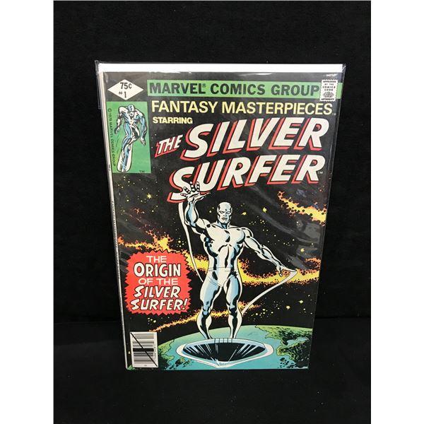 THE SILVER SURFER #1 (MARVEL COMICS)