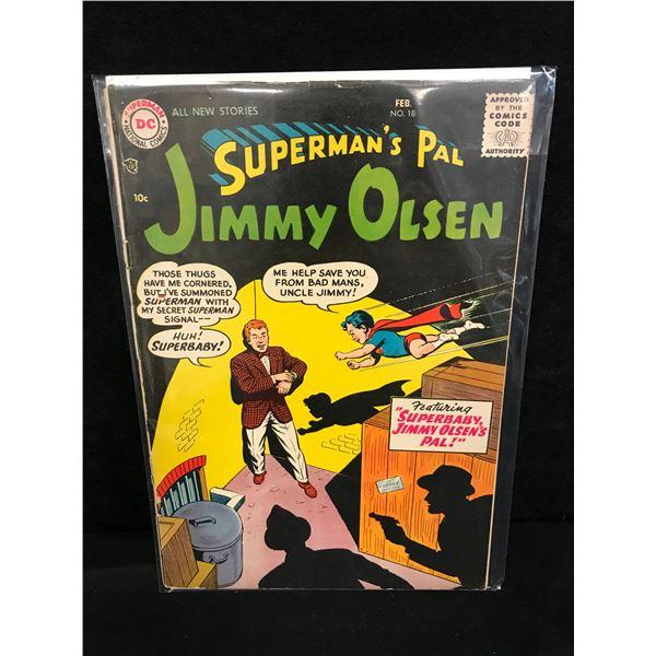 JIMMY OLSEN #18 (DC COMICS)