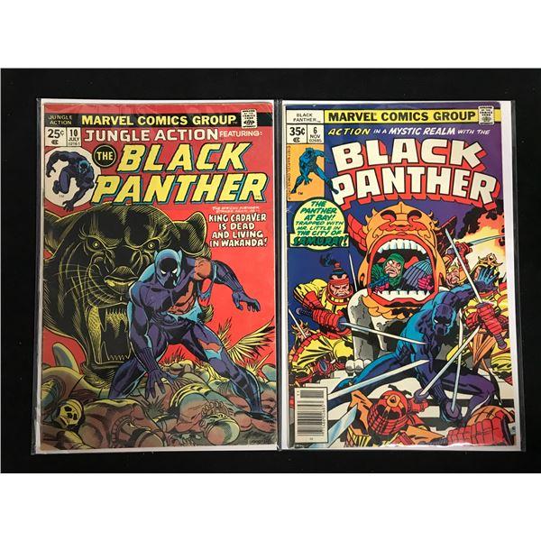 BLACK PANTHER #10/ #6 (MARVEL COMICS)