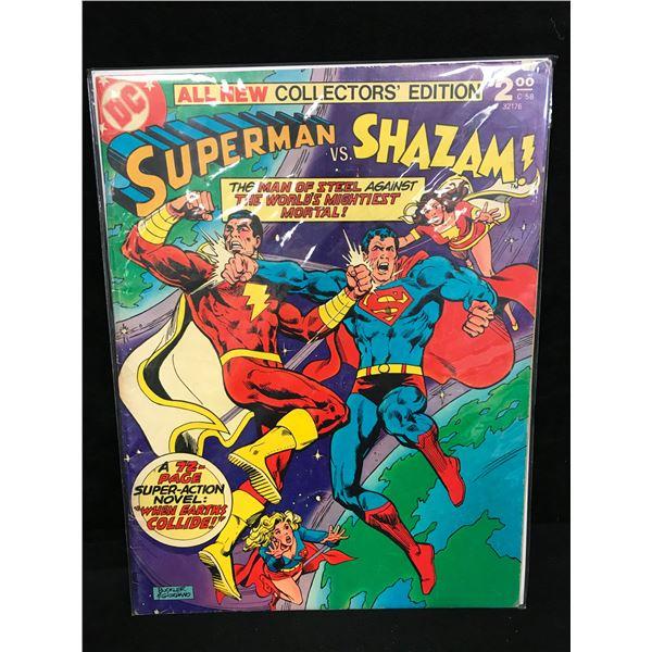 SUPERMAN vs. SHAZAM C-58 (DC COMICS)