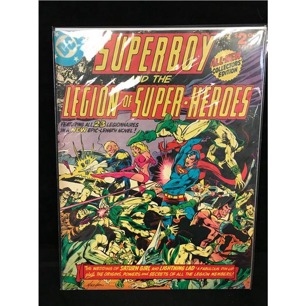 SUPERBOY and the LEGION OF SUPER-HEROES (DC COMICS)