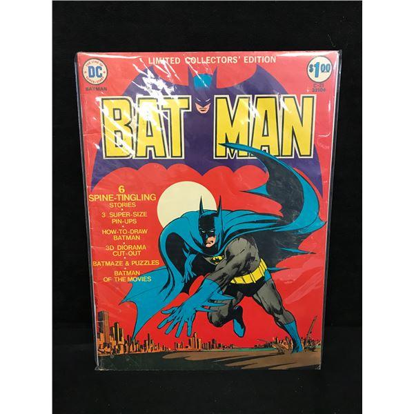 BATMAN C-25 (DC COMICS) Limited Collector's Edition