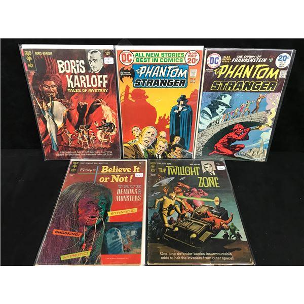VINTAGE GOLD KEY/ DC COMICS BOOK LOT