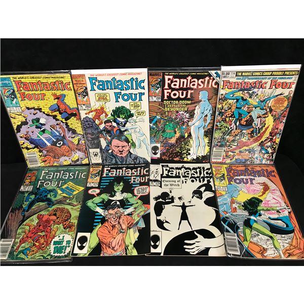 FANTASTIC FOUR COMIC BOOK LOT (MARVEL COMICS)