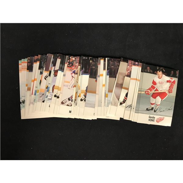 1988 ESSO NHL ALL-STAR COLLECTION CARD LOT
