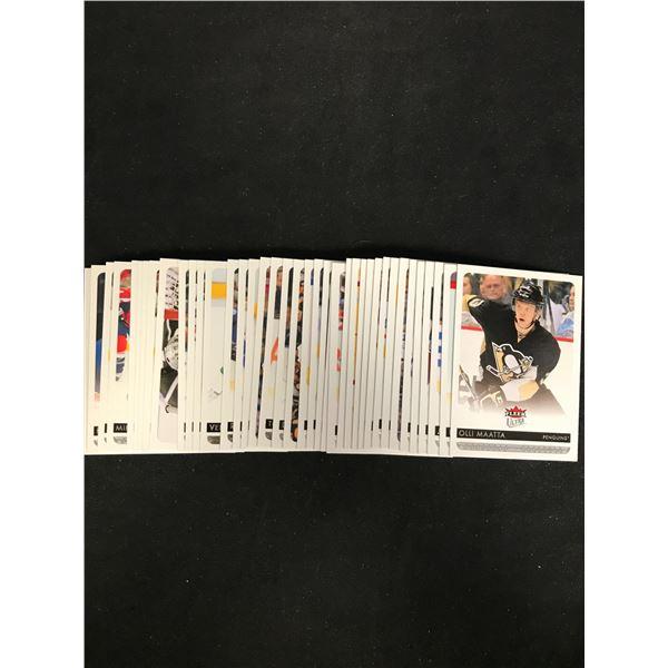 2014-15 FLEER ULTRA HOCKEY CARD LOT