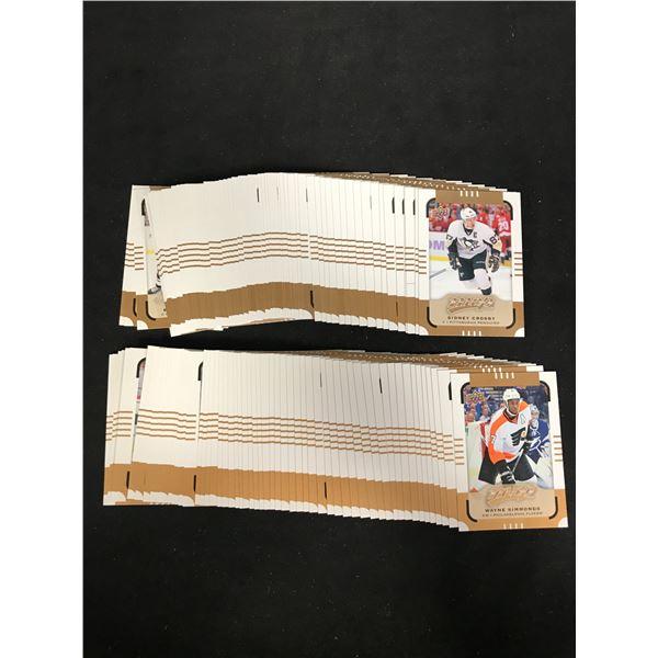 2015-16 Upper Deck MVP Hockey Card Lot