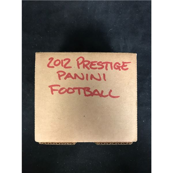 2012 PANINI PRESTIGE FOOTBALL CARDS