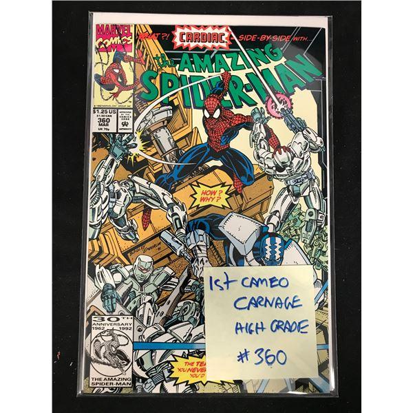 THE AMAZING SPIDER-MAN #360 (MARVEL COMICS)