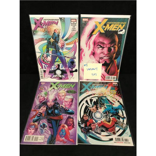 X-MEN COMIC BOOK LOT (MARVEL COMICS)
